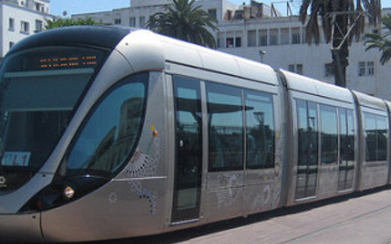 Maroc: L'extension du tramway de Rabat prévue pour début 2019