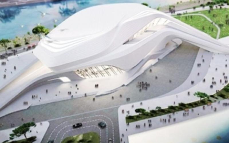 Le grand théâtre de Rabat sera prêt début de 2019