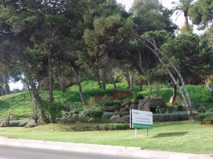 Aménagement d'espace verts-Rabat
