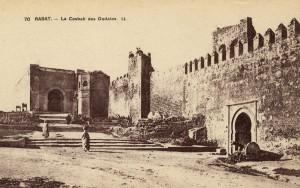 Rabat et la kasbah des Oudayas