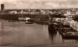 Rabat-Le port