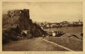 Rabat - vue sur le Port